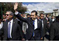 corte de guatemala: presidente morales no pierde inmunidad