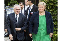 noruega a brasil: pare la deforestacion o cesaran las ayudas