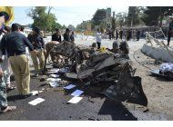 coche bomba en pakistan causa 11 muertos y 20 heridos