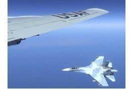 eeuu difunde fotos de jet interceptor ruso