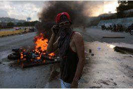venezuela: manifestante muerto era hijo de exjefe de maduro
