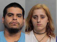 arrestan a grupo involucrado en un robo de auto en hialeah