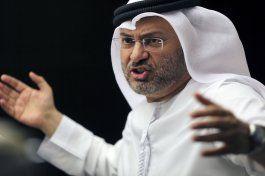 eau: estados arabes no buscan cambio de regimen en catar