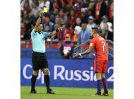 hiddink: fifa debe elegir a los mejores arbitros
