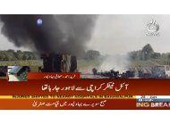 se incendia camion cisterna en pakistan; mas de 120 muertos