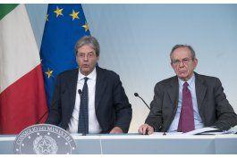 italia rescata 2 bancos; dispone de 5,200 millones de euros