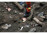 evacuan zona de alud en china por temor a un nuevo deslave