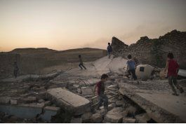 el estado islamico contraataca en mosul