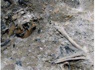 hallan restos arqueologicos en obras del metro en roma