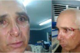 reprimen a cubanos detenidos en bahamas por denunciar las condiciones del centro de reclusion
