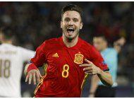 niguez deslumbra y pone a espana en final de sub21 europeo