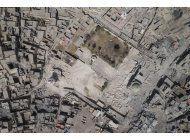 fuerzas iraquies toman mezquita destruida en mosul