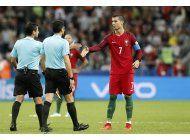cristiano no jugara partido por tercer lugar con portugal