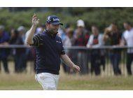 golf: branden grace fija record con mejor ronda en un major