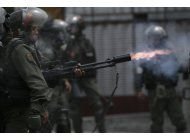 venezuela: reprimen con gases marcha contra constituyente