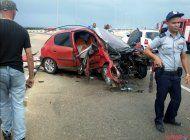 accidentes de transito en cuba: 3696 muertos en los ultimos cinco anos