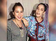 senorita dayana junto a ivy queen: un sueno hecho realidad
