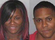 arrestan a dos personas por robo y fraude