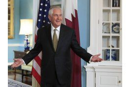 secretario de estado tillerson: ?no me voy a ningun lado?