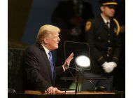 trump reitera que impondra nuevas sanciones a venezuela