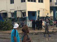 regimen abre 18 procesos penales por saqueos de tiendas durante huracan