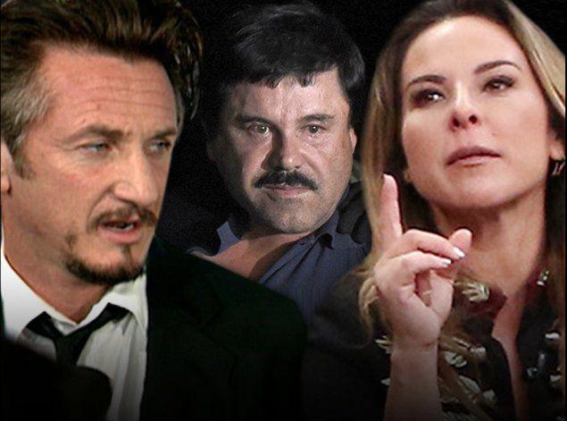 Kate del Castillo sobre Sean Penn ¨Tuvimos sexo. Los dos somos adultos y solteros¨