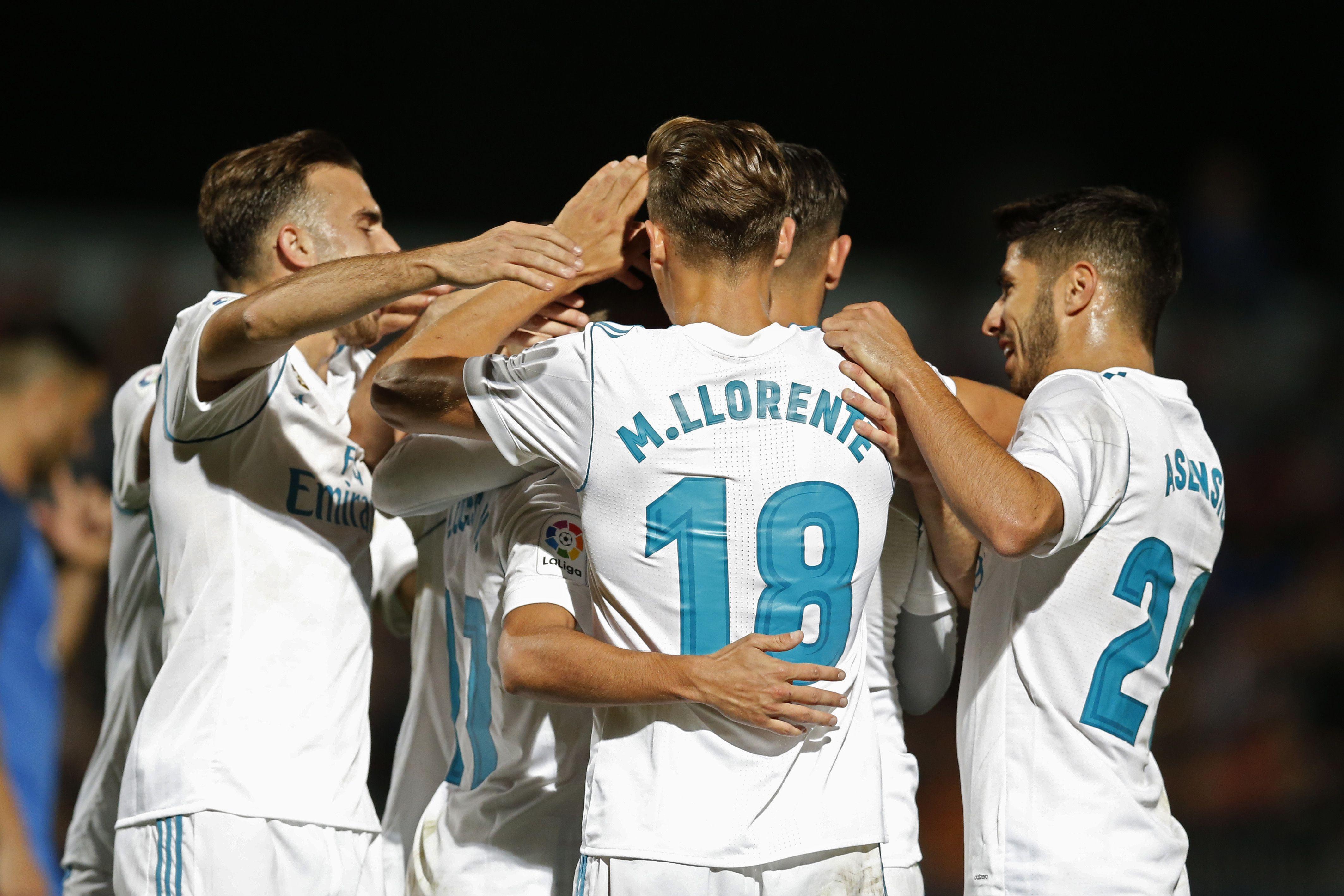 Real Madrid Se Enfoca En El F Tbol Al Visitar Catalu A