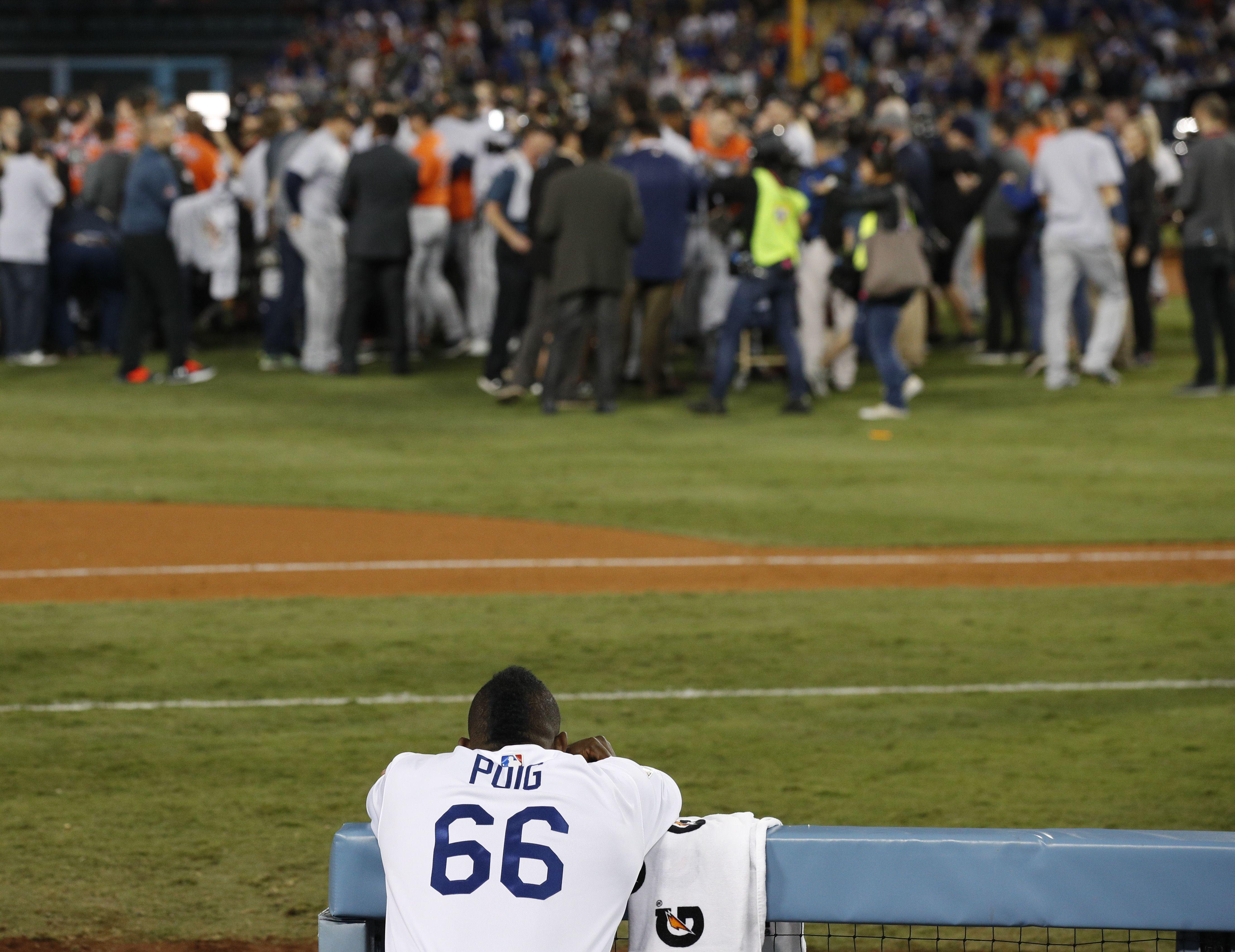 Ni una buena labor de Kershaw pudo cortar sequía de Dodgers 7bcd4725f14
