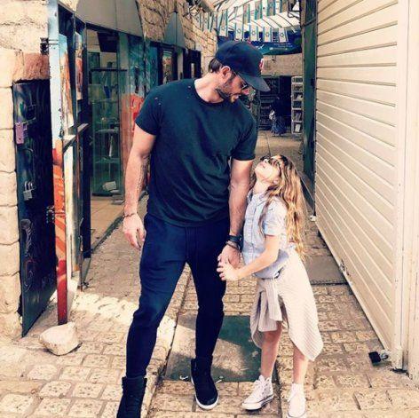 10 fotos que muestran la maravillosa vida de la hija de William Levy