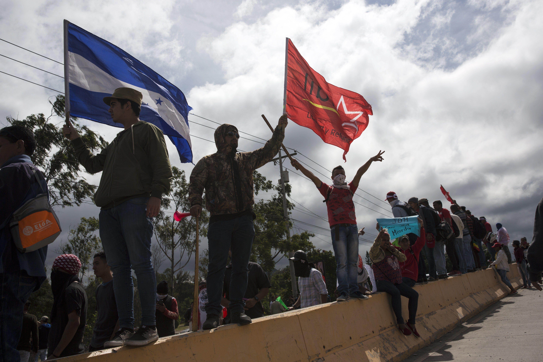Tribunal electoral de Honduras reanuda el recuento de votos