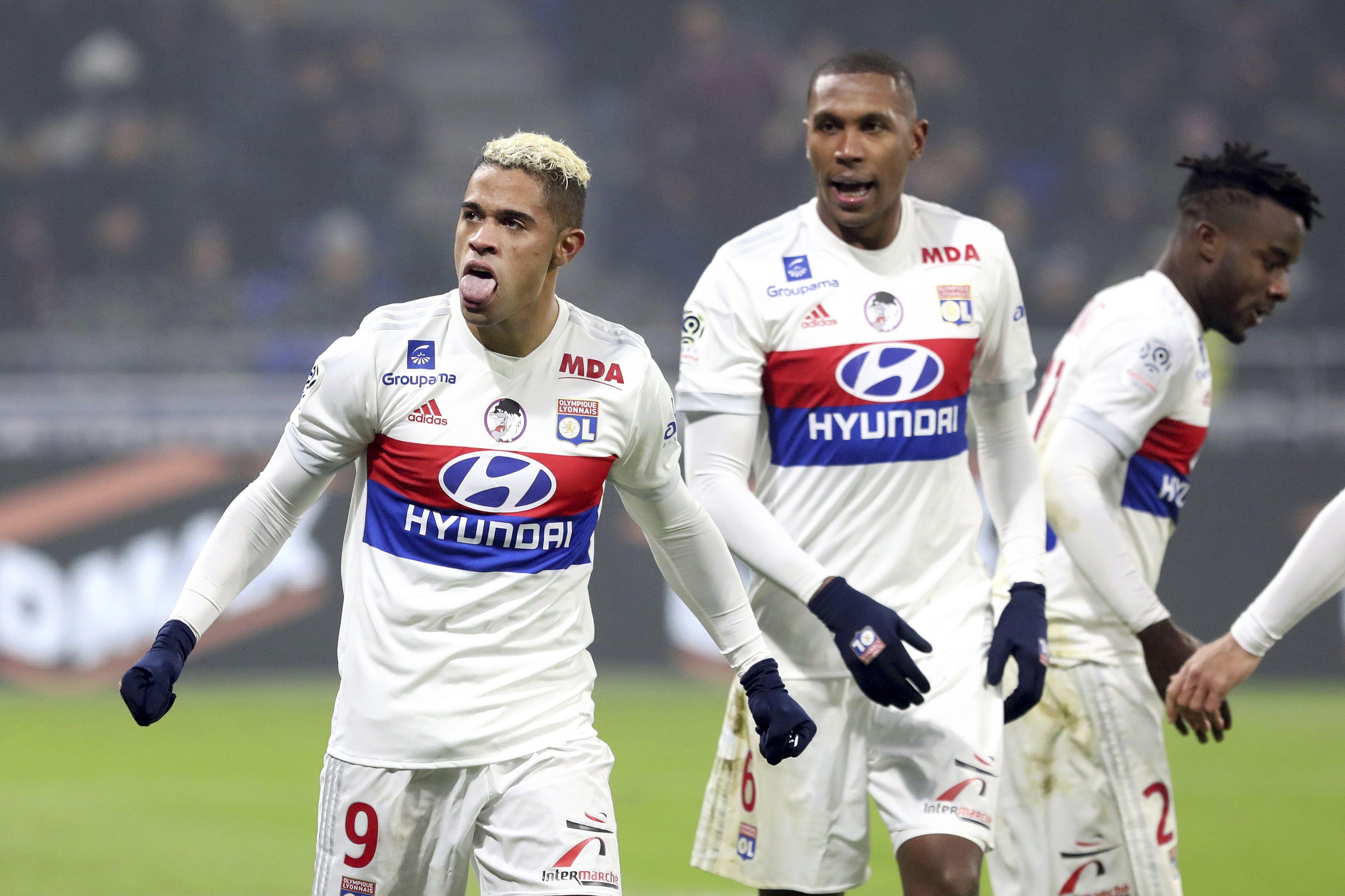 El Lyon se impone al Marsella (2-0)