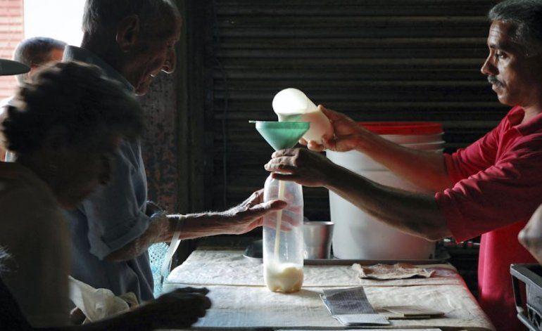 Holguineros desmienten a Cubadebate: la leche no llega