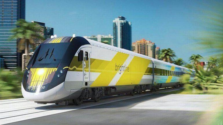 Comisión de Miami-Dade aprueba $76 millones para que trenes de Brightline lleguen a Aventura Mall