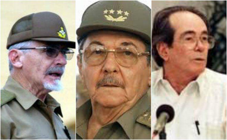 Buscan enjuiciar por Crímenes de Lesa Humanidad a 42 figuras del Régimen cubano