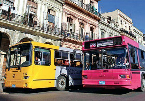 Se paraliza el transporte público y privado en Cuba como medida ante el coronavirus