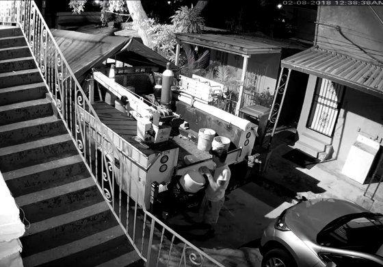 La Policía de Miami tras la pista del roba detergente