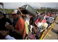 eeuu enviara alimentos y medicinas a migrantes venezolanos