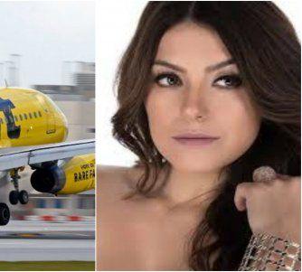 Aly Sánchez denuncia en redes sociales a la aerolínea 'low cost' Spirit Airlines