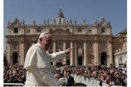 papa respalda uniones civiles entre personas del mismo sexo