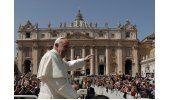 Papa aprueba uniones civiles entre personas del mismo sexo
