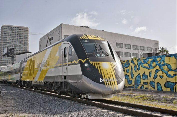 Brightline: medidas de seguridad para evitar accidentes