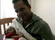 cubano que busca custodia de bebe cuya mama murio al nacer conoce a la menor