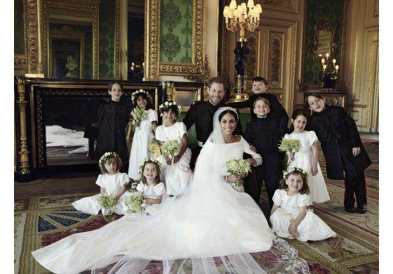 Meghan da una idea de su nuevo papel como duquesa de Sussex
