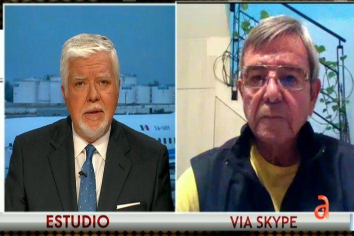 EXCLUSIVA: Ex piloto del avión que se estrello en Cuba habla con América TeVé