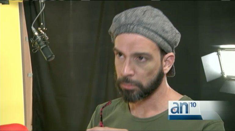 EXCLUSIVA: El presentador Alex Otaola da detalles sobre la demanda que presentó por agresión a Yomil Hidalgo