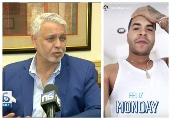 EXCLUSIVA:Abogado de reguetonero cubano Yomil Hidalgo  desmiente ataque contra presentador Alex Otaola