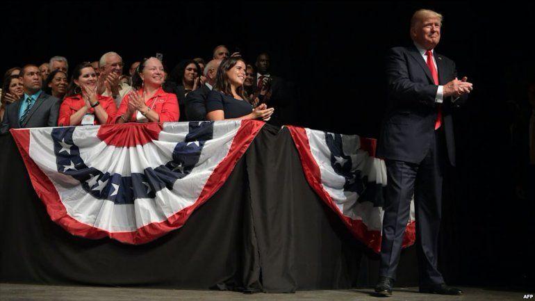 Inspire America propone a Trump 10 iniciativas para cercar al régimen cubano