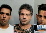 arrestan a 3 hombres acusados ??de hacerse pasar por policias durante un tiroteo en hialeah