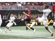 mls: atlanta united rescata empate con timbers