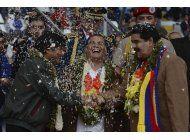 venezuela avala respaldo a correa; mas tension con ecuador